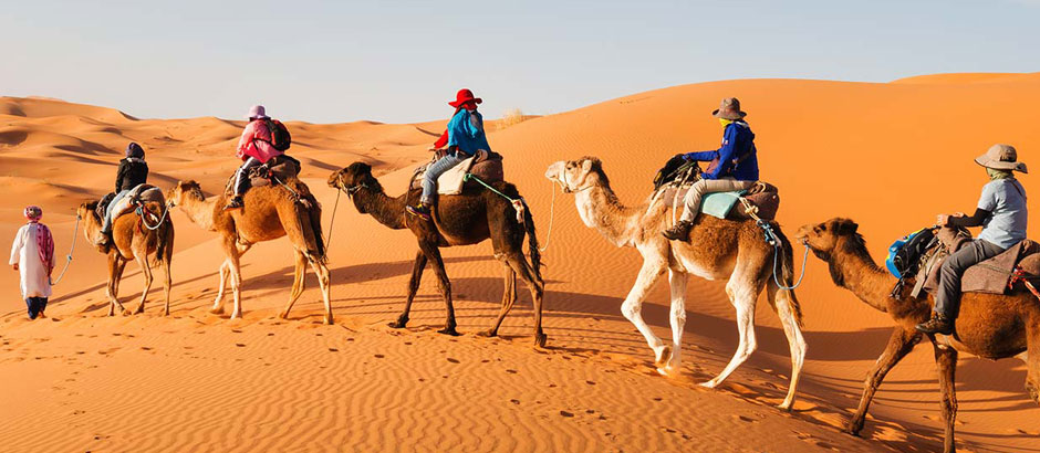 Marrakech To Merzouga 3-Day Tour