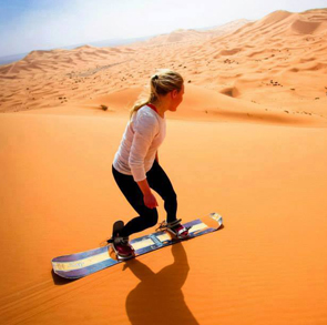 Luxury desert tours from Marrakech