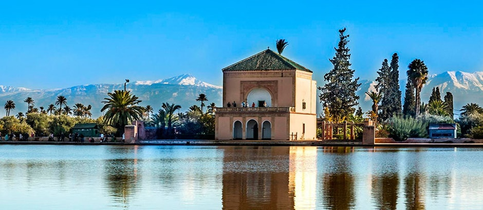 Marrakech sightseeing