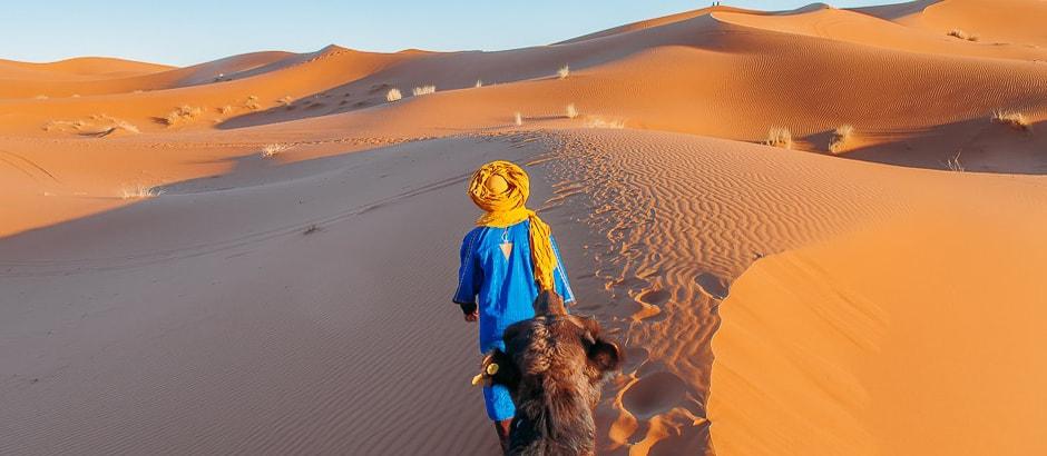 Marrakech To Fes 4-Day Tour