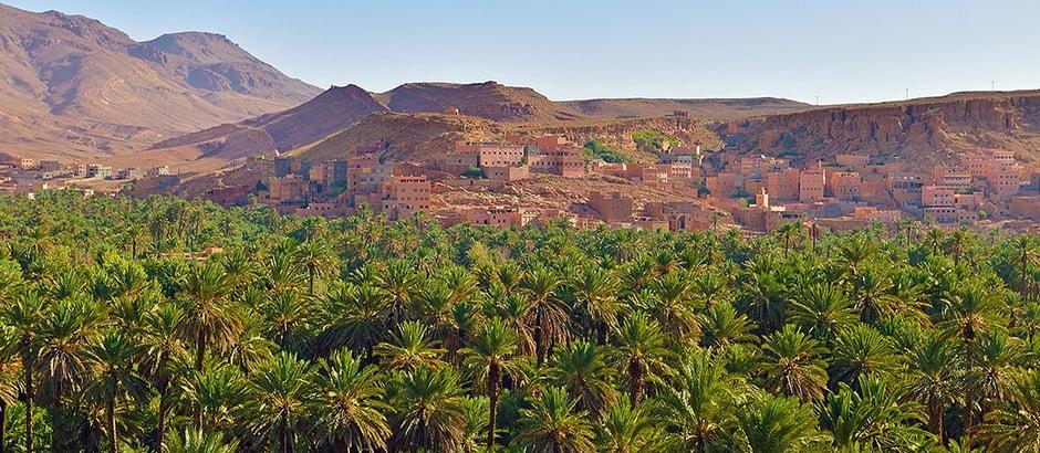2 Days desert tours to Zagora desert